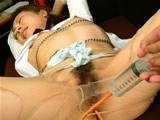 浣腸遊戯-働く女の屈辱